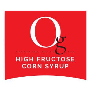 0g High Fructose Corn Syrup